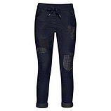 COSY Hose mit Patches, navy
