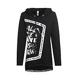 COSY Sweaty Front-Design, schwarz