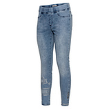 Jeggings 'Rock' 70cm, light blue denim