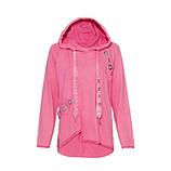 Sweaty mit Ösen, pink glow