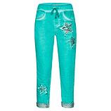 COSY  Schlupf-Jeans mit Stern, ocean