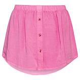 Shirt Extension, pink glow