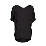 COSY Oversize Shirt Love, schwarz