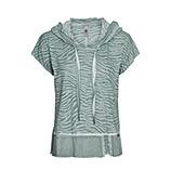 Shirt im Zebra-Look, sea salt