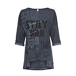 Shirt mit Taschen, navy