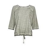 Shirt mit 3D-Struktur, salbei