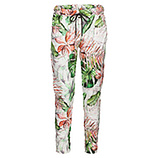 ONLINE EXKLUSIV: Pant im Alloverprint, lemongrass