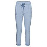 COSY Schlupfhose mit Streifen, jeansblau