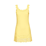 "Basic Top ""ANNA"" Viskose, lemon"