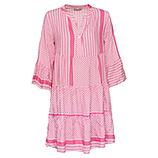 Kleid im Alloverprint, sweetpink