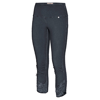 Baumwoll-Leggings mit Applikation 56cm, navy
