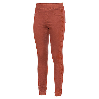 Jeggings mit Galonstreifen 72cm, outback