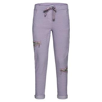 ONLINE EXKLUSIV: Pant, lilac