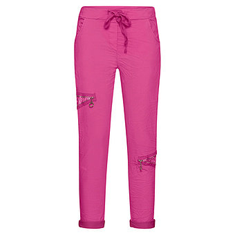 COSY Pant, pink glow