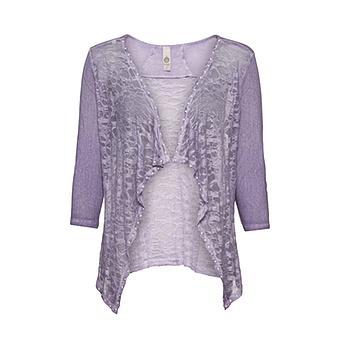 ONLINE EXKLUSIV: Shirtjacke, lilac