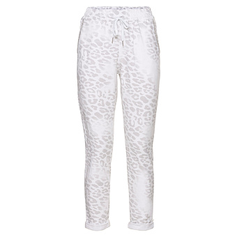 COSY Home-Wear Pant, weiß