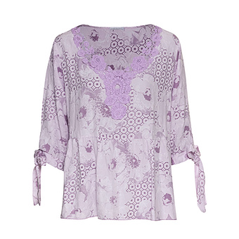 ONLINE EXKLUSIV: Bluse, lilac
