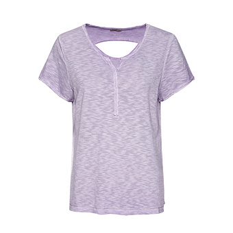 COSY Shirt mit Cut-Out, lilac
