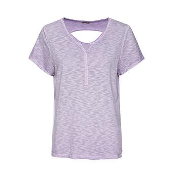 Shirt mit Cut-Out, lilac