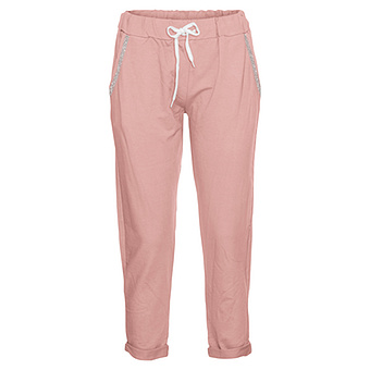 COSY Home-Wear Pant, rosenholz