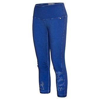 Leggings mit Print, blue glow
