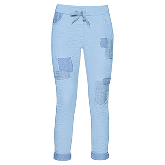 COSY Hose mit Patches, eiskristall