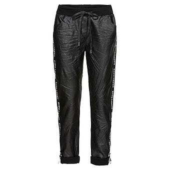 COSY Hose mit Schimmer, schwarz
