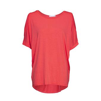 COSY Oversize Shirt Love, sorbet