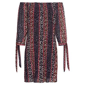 Plissee-Kleid, magnet