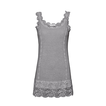 "Basic Top ""ANNA"" Viskose, silber"