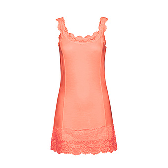 "Basic Top ""ANNA"" Viskose, neonorange"