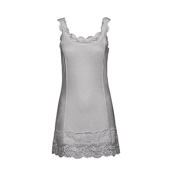 "Basic Top ""ANNA"", silber"