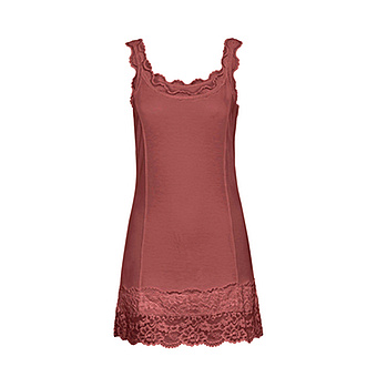 """Basic Top """"ANNA"""", red earth"""