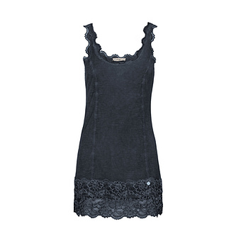 "Basic Top ""ANNA"" Viskose, night"