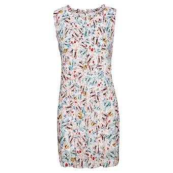 ONLINE EXKLUSIV: Kleid mit Plissee, offwhite