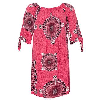 Kleid mit Carmen-Ausschnitt, margarita
