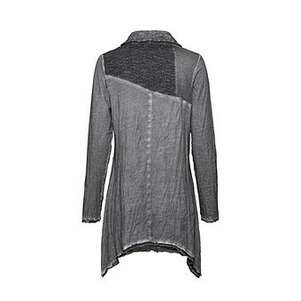 Shirt-Jacke mit Glitzersteinchen, eiffelturm