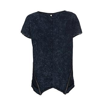Basic Shirt Cotton / Viskose, night