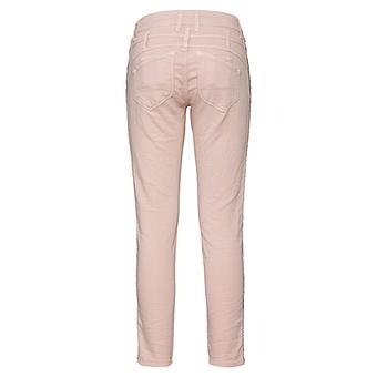 Hose mit Zierkette 70cm, rosenholz
