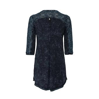 Shirt Cotton / Viskose, night