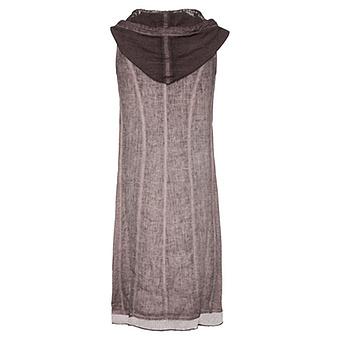 Kleid mit Leinen, antikrose