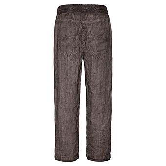 Hose aus Baumwolle und Leinen 55cm, antikrose