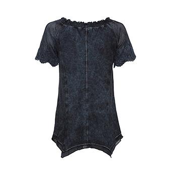 Shirt mit Schmetterlings-Design, night