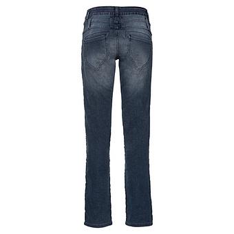 Jeans mit geradem Hosenbein 78cm, dark blue