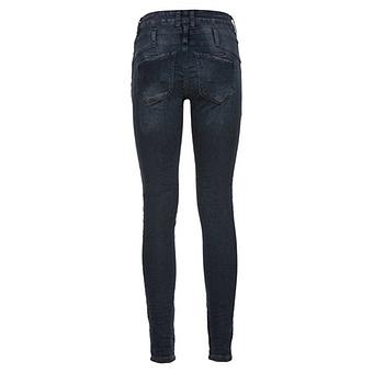 Sweat-Jeans mit Sternen 78cm, dark blue