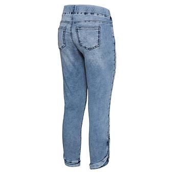 Jeggings mit abgerundetem Saum 62cm, light blue