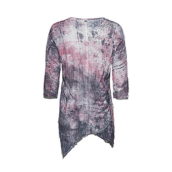 Crash-Shirt im Alloverprint, provence