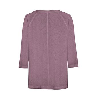 Shirt mit Metallic-Print, provence