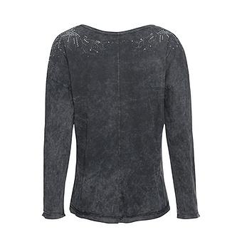 Shirt mit Glitzersteinen, magnet