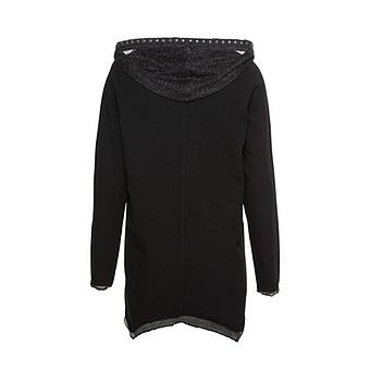 Sweaty mit Front-Design, schwarz